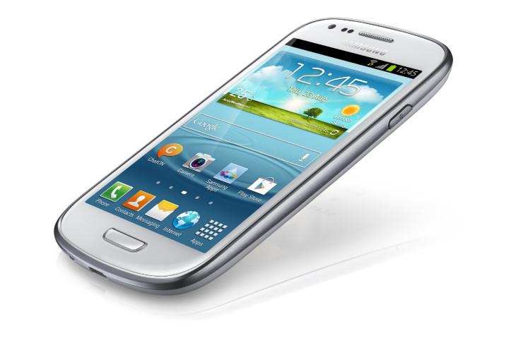 Aperçu de la prochaine version Android 4.2 sur Samsung Galaxy SIII.