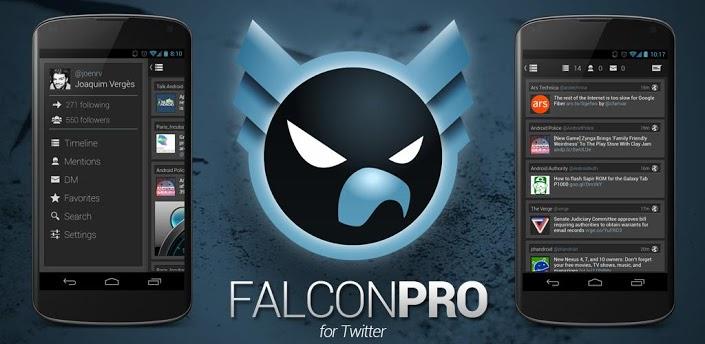 Falcon Pro réagit aux limites de tokens imposées par Twitter