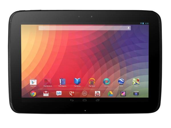 Test : Samsung Nexus 10