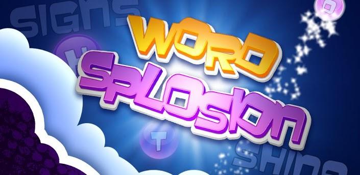 Wordsplosion : Un vrai jeu de mots