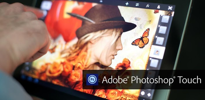 Photoshop maintenant disponible sur les Smartphones Android et iOS