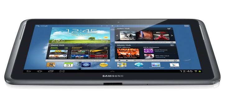 Une tablette Samsung 11,6 pouces Full HD AMOLED pour bientôt?