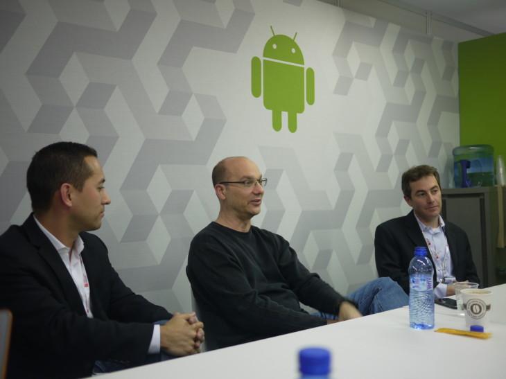 Sundar Pichai remplace Andy Rubin à la tête d'Android Chez Google