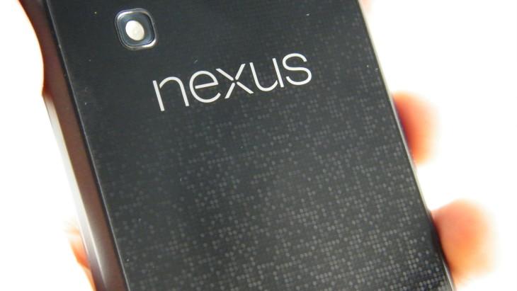 On a trouvé un Google Nexus 5 sur une demande pour le NCC