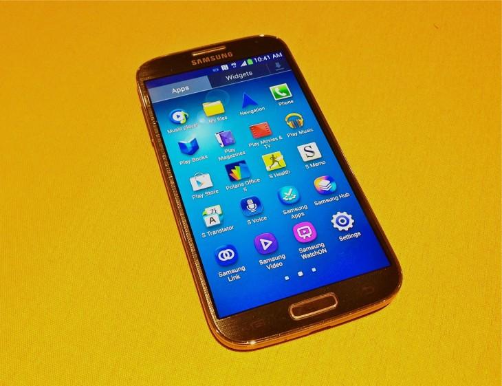 Pour ceux qui l'aurait ratée, voici la vidéo d'introduction du Samsung Galaxy S IV