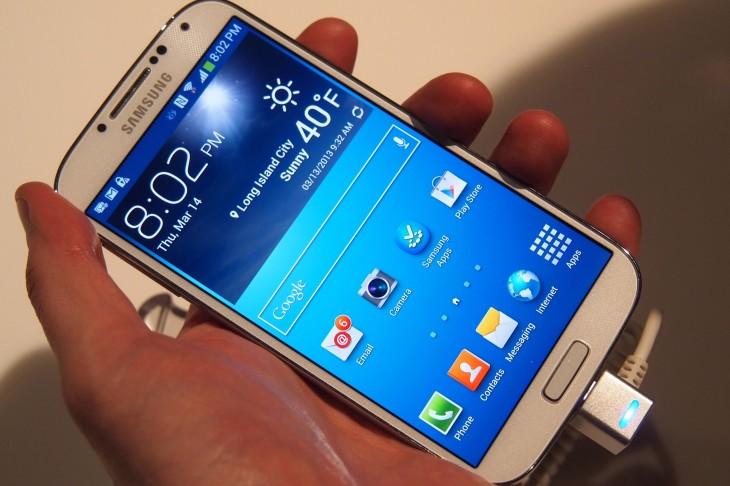 Exynos 5 Octa en quantité limitée; 70% des premiers lots de  Galaxy S4 utilisent Snapdragon 600