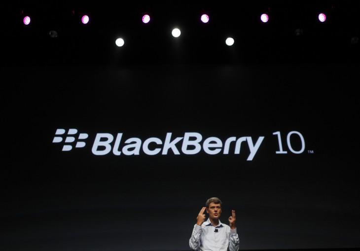 20 % des applications utilisées par les possesseurs de BlackBerry viennent d'Android