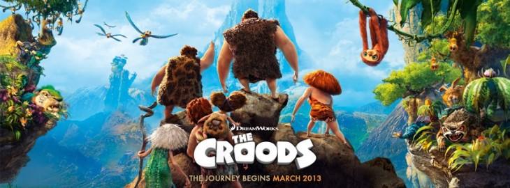 Les Croods sur Android grâce à DreamWorks et Rovio Mobile