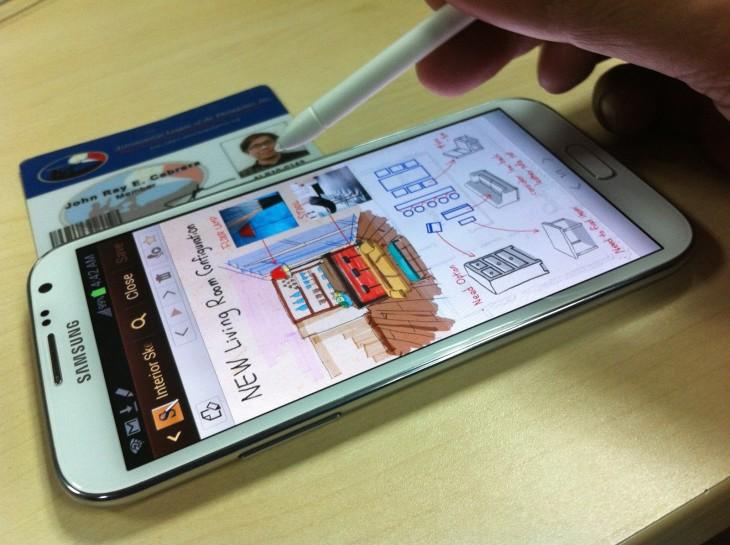 Rumeur : La Samsung Galaxy Note 3 dotée d'un écran incassable ?