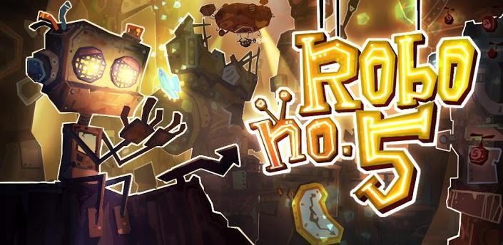 Robo5: un jeu de plateforme puzzle original