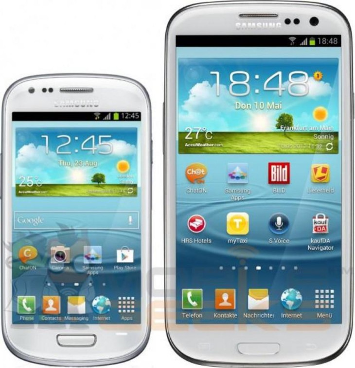 Samsung Galaxy S4 mini,une révélation tant attendue
