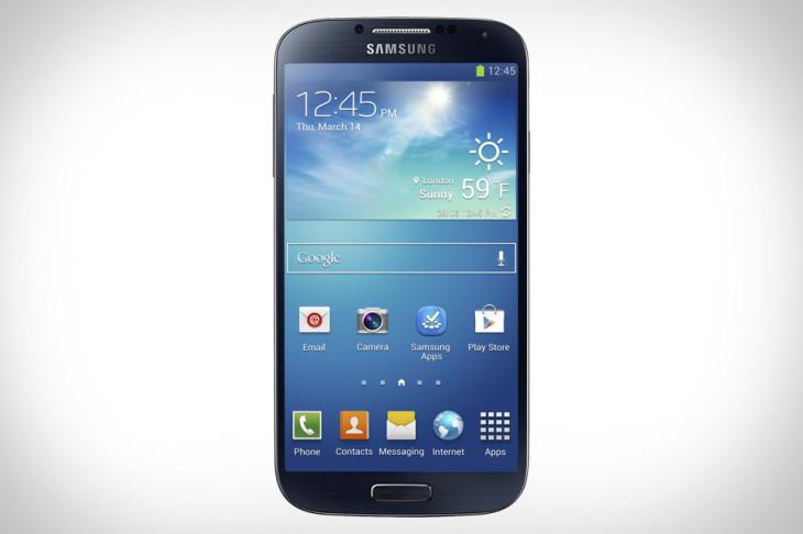 Galaxy S4 et ses multiples accessoires