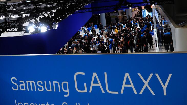 Samsung a dépensé 401 millions de dollars en 2012 pour la marque Galaxy