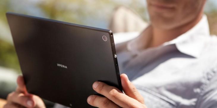 La tablette Sony Xperia  passe la FCC.