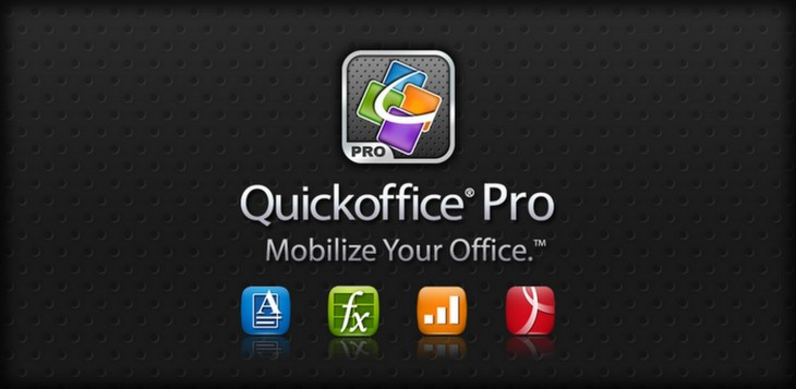 L'application Quickoffice bientôt disponible pour les utilisateurs de  l'application Google business