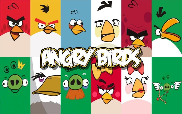 Angry Birds Friends débarque sur Android cette semaine !