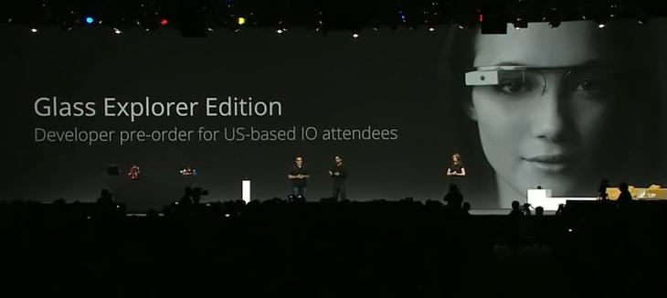 Une mise à jour du Hardware pour Google Glass