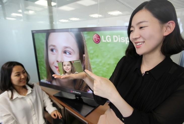 LG Display annonce des bénéfices plus faibles;les analystes reprochent des lentes ventes d'Apple.