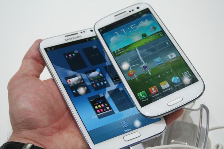 Samsung Galaxy Note III doté du premier écran OLED en plastique
