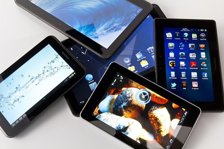 Les tablettes Android surpassent l'iPad en termes de part de marché