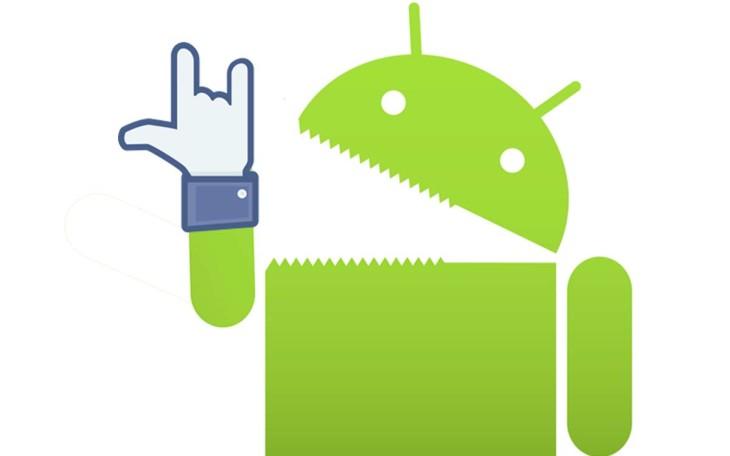 Facebook annonce la sortie de son propre système Android.