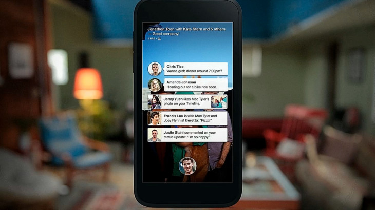 Facebook Home est disponible sur Play Store, découvrez les modèles compatibles !