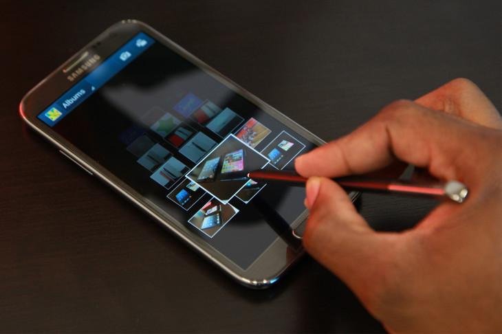Le Galaxy Mega Series de Samsung qui s'approche?