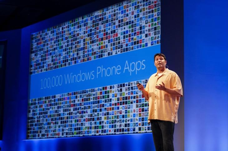 Le Chef de la division Microsoft Windows Phone traite le système Android de «Gâchis»