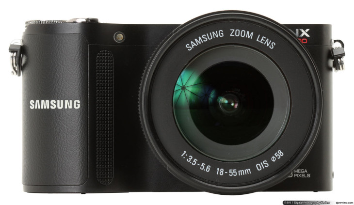 Les images qui ont fuité du NX2000, le nouvel appareil Photo de Samsung !