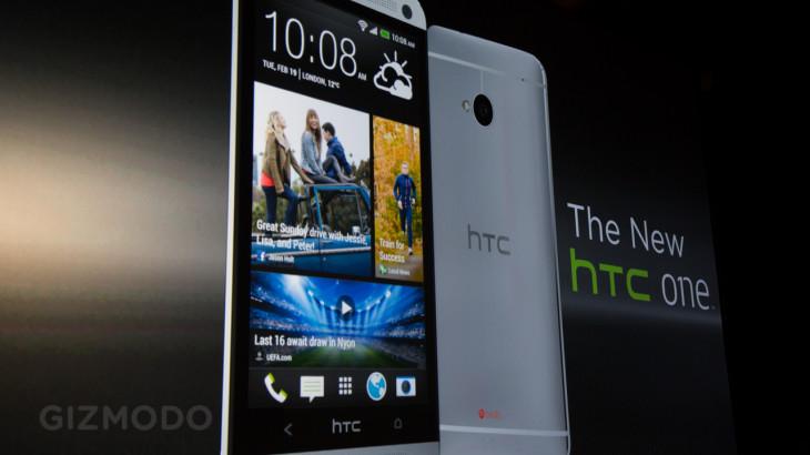 HTC One en  route avec la Tournée Live Experience