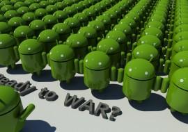 Google a supprimé 60 000 applications Android de Google Play au mois de février