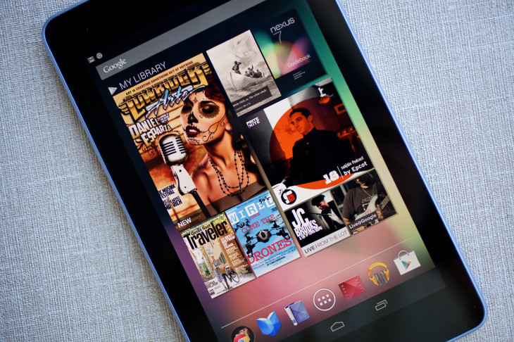 Rumeur: le prochain Nexus 7 sera doté d'un processeur Snapdragon 800, avec un affichage de 1080 p