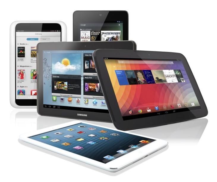 Rumeurs: Samsung envisage de sortir 4 nouvelles tablettes pour 2013