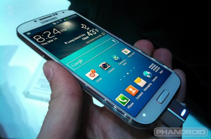Vous avez un Galaxy S4 ? Alors téléchargez et installez Android 4.3 Jelly Bean !