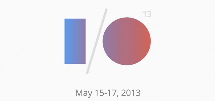 L'application Google I/O 2013 est disponible, permettant de suivre l'événement en direct !