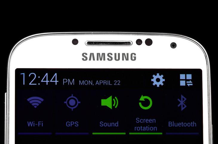 La mise à jour du Galaxy S4 apporte le lancement des applications depuis la carte mémoire et un nouveau Firmware pour l'appareil photo