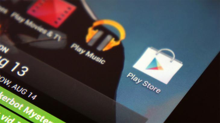 Protégez votre compte Google Play par un mot de passe pour éviter des achats non-sollicités