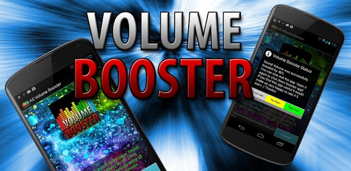 L'appli du jour : Volume Booster