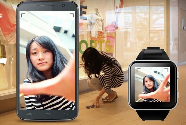 La GEAK Watch veut devenir la première vraie Smartwatch Android
