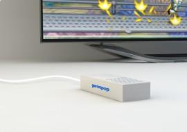 La console de jeu GamePop de BlueStack refait surface avec un nouveau design