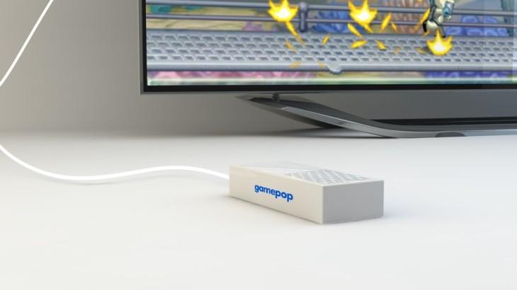 BlueStacks annonce la console GamePop Mini comme étant une édition » Forever Free «