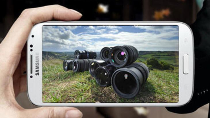 Le Galaxy S5 Zoom pourrait avoir un appareil photo de 19 mégapixels