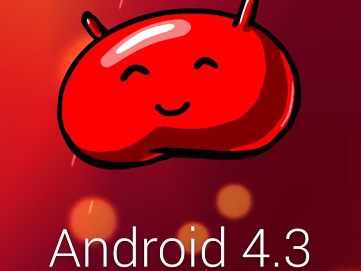 Des fuites suggèrent qu'Android 4.3 arriverait en juillet comme une mise à jour mineure
