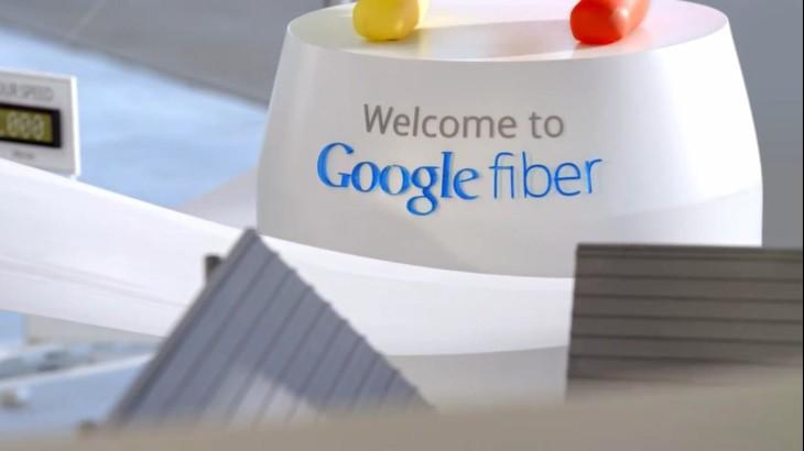 Google peut révolutionner l'industrie de la fibre optique avec son projet Fiber