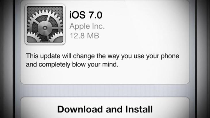 Les icônes de l'iOS 7 sur Android pour le fan d'Apple qui est en vous