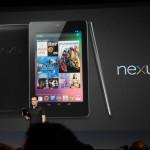 Google abandonne officiellement la tablette Nexus 7