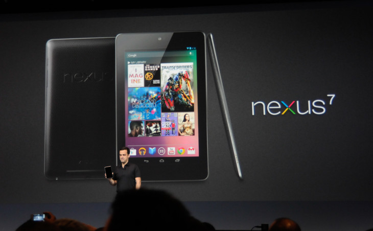 Google abandonne officiellement la tablette Nexus 7