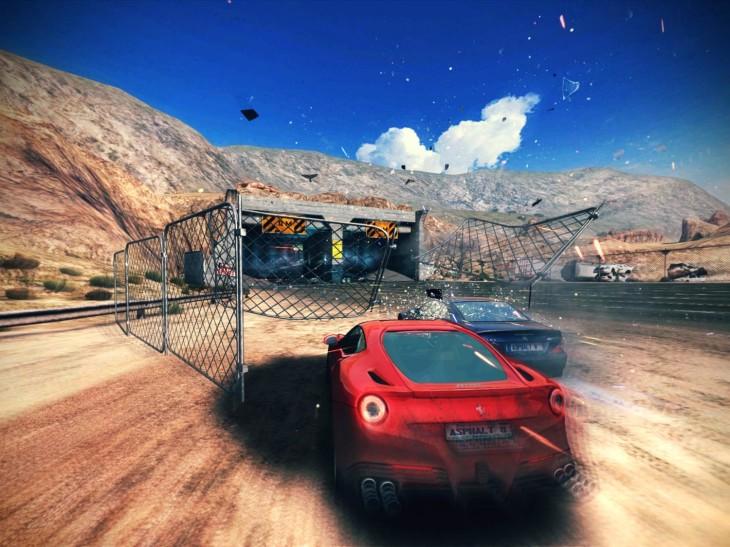 Gameloft retarde la sortie d'Asphalt 8 Airborn et un jeu Fake est apparu sur le Play Store