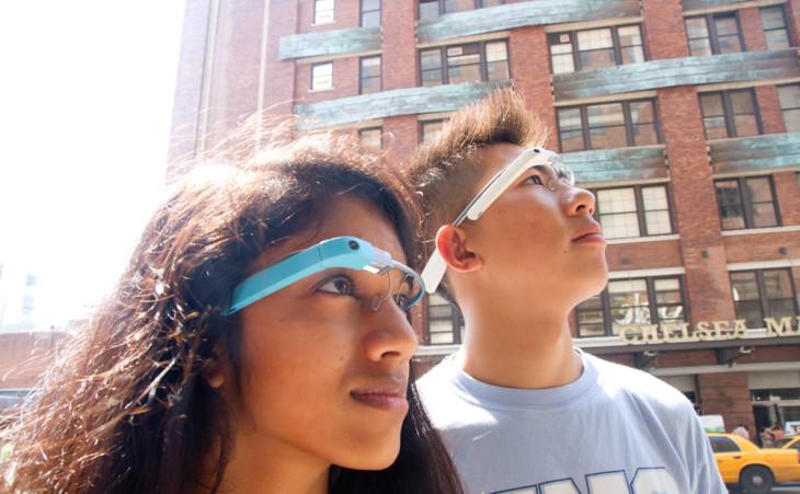 Winkfeed, le lecteur RSS pour Google Glass impressionne par sa qualité