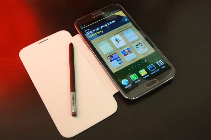 Le Samsung Galaxy Note III disponible à partir du 27 septembre